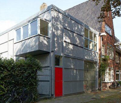 Gerrit Rietveld, Casa del chofer