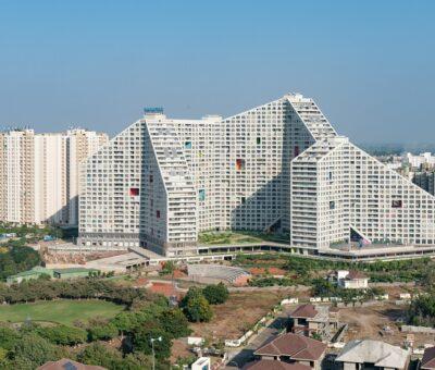 MVRDV, identidad de ciudad vertical