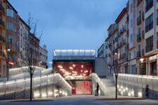 Mi5 Arquitectos + PKMN, Centro cultural de Teruel, tecnne