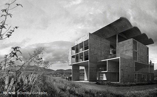 Le corbusier inconcluso villa chimanbhai tecnne arquitectura y contextos - Le corbusier casas ...