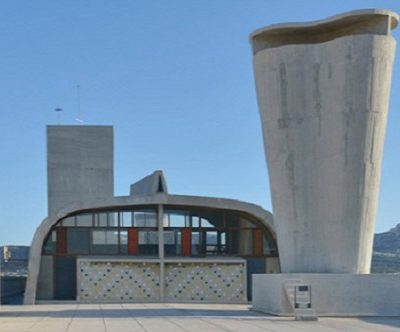 Le Corbusier intervenido en Marsella