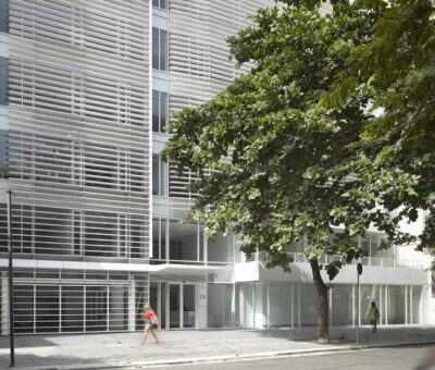Richard Meier, oficinas en Leblon