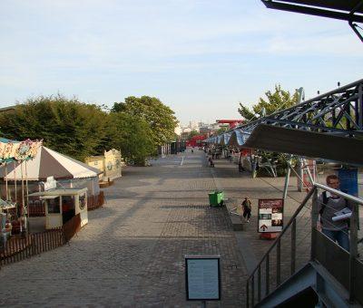 Tschumi, el concepto y el Parc de La Villette