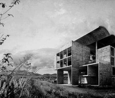 Le Corbusier inconcluso, Villa Chimanbhai