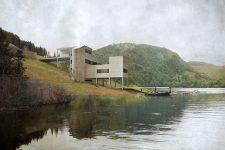 Le Corbusier Villa Harris tecnne