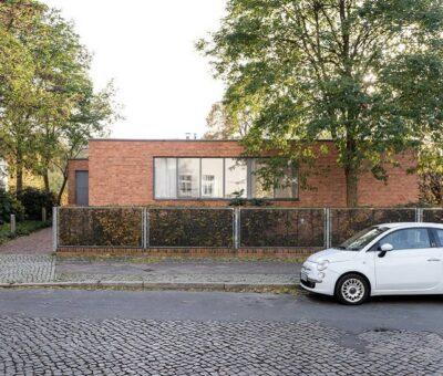Mies Van Der Rohe, Casa Lemke