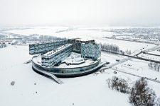 Adjaye Associates, Moscow School of Management, tecnne