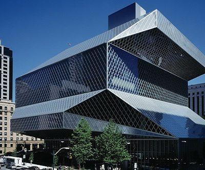 OMA, Biblioteca pública de Seattle