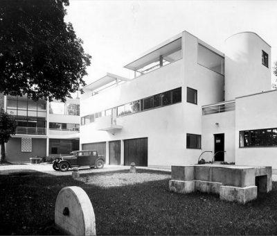 Le Corbusier ausente, Villa Church