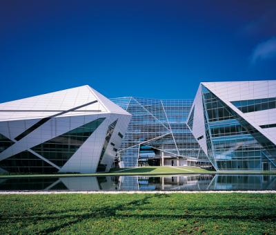 Architects 49, Escuela de Administración BU