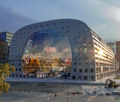 MVRDV, nueva tipología urbana