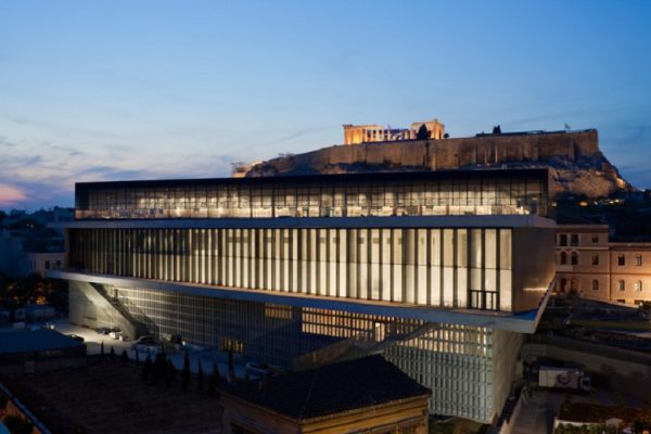 Tschumi Acropolis Museum tecnne