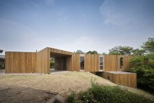 UID Architects, Casa Nodo, tecnne