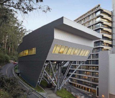 Viñoly, centro de investigaciones médicas