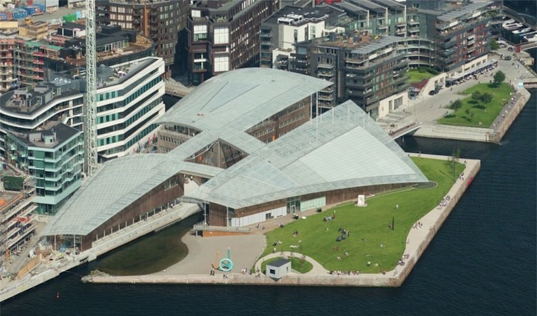 Astrup Museum Renzo Piano Tecnne