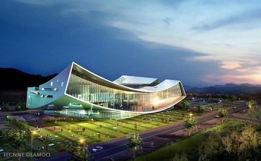 sejong public library samoo
