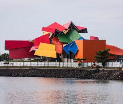 Frank Gehry, catacresis de arquitectura