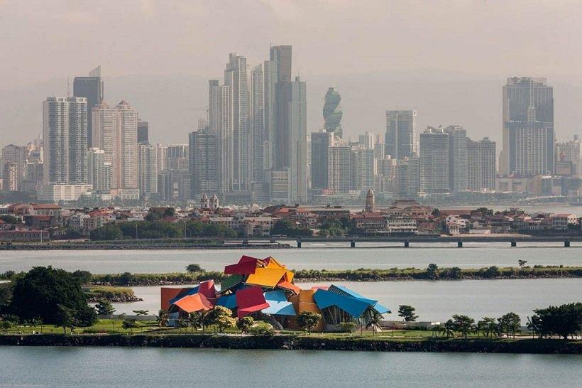 Frank Gehry, Museo de la Biodiversidad Panamá, tecnne