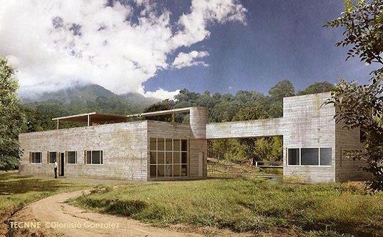 Le Corbusier, villa en Rambouillet