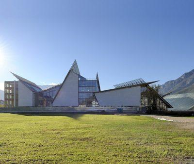 Renzo Piano, convenciones montañosas