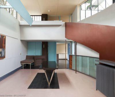 El camuflaje arquitectónico de Le Corbusier