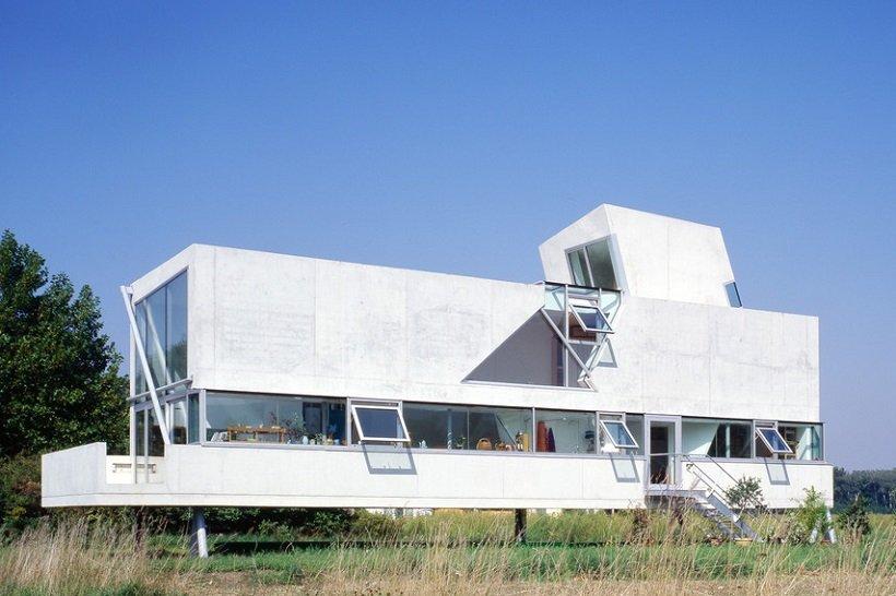 Wolfgang Tschapeller Architekt, St. Joseph House, tecnne
