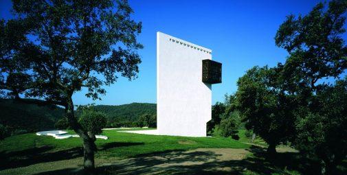 Casa de retiro, Emilio Ambasz, tecnne
