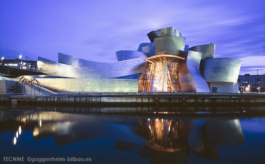 Museo Guggenheim de Bilbao, un documental