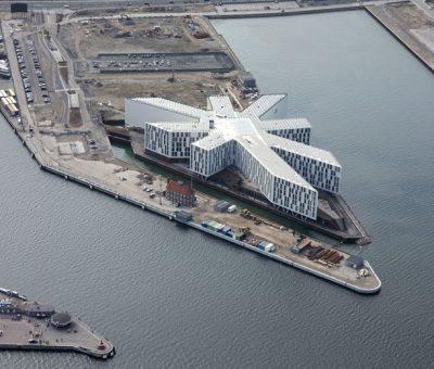 ONU Copenhague. emblemático y representativo