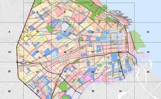 Código de planeamiento ciudad autonoma de buenos aires