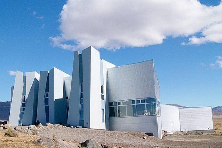 museo del hielo tecnne