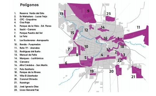 Plan Director de la ciudad de Córdoba
