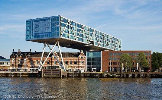 Entidad sobrepuesta tecnne arquitectura y contextos for Arquitectura holandesa