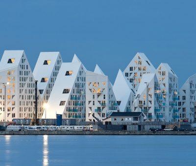 Iceberg, nueva iconografía portuaria