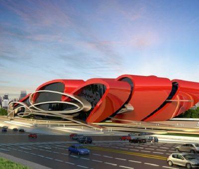 Centro Oasis, convenciones de la velocidad