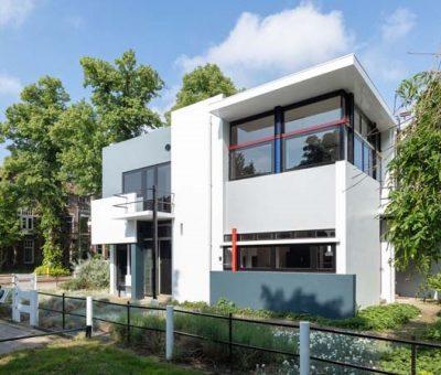 Rietveld, planos y líneas en equilibrio