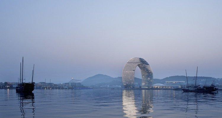 Sheraton Huzhou Hot Spring Resort, MAD tecnne
