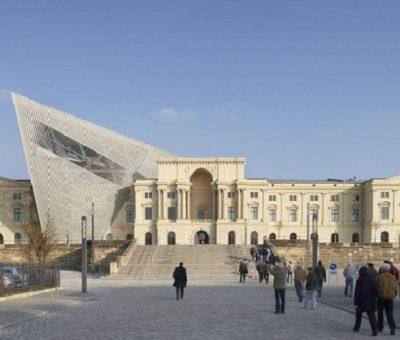 Libeskind, irrumpir la historia