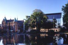 Henning Larsen, Malmö City Library, tecnne