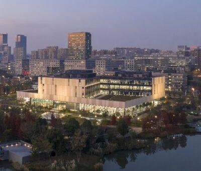 SHL, Nueva biblioteca de Ningbo