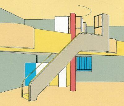 La dimensión inesperada en Le Corbusier