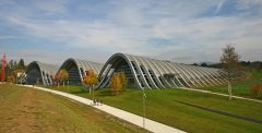Renzo Piano, Zentrum Paul Klee, tecnne