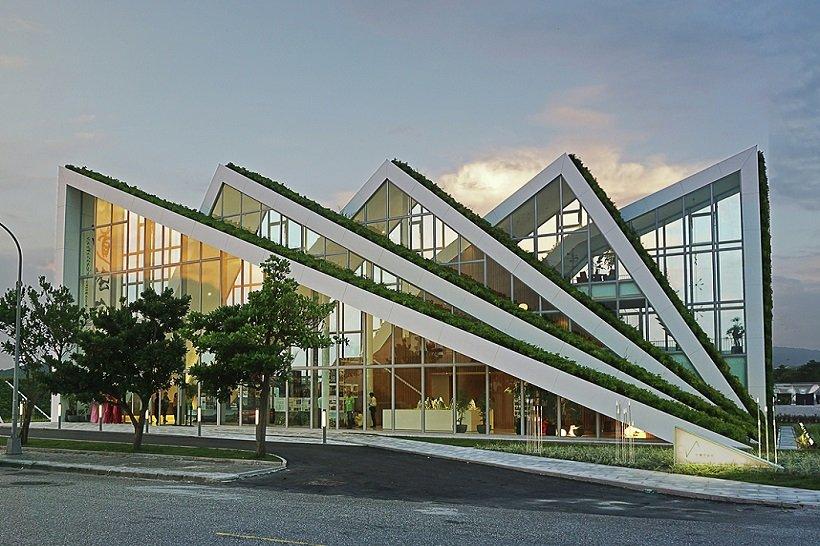 Bjarke Ingels, Hualien Residences, tecnne