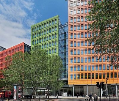 Renzo Piano, edificios musicales
