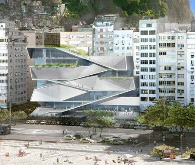 Museo en Rio, la esencia del sitio