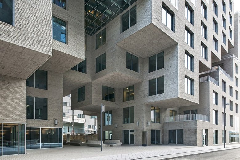 MVRDV, DNB Bank Headquarters, tecnne