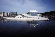 Snøhetta, Opera de Oslo, tecnne