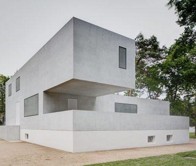 Bauhaus, acuerdo minimalista