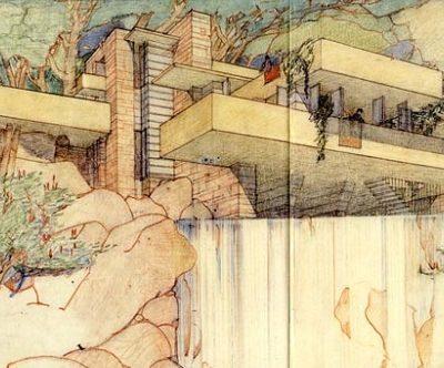 Frank Lloyd Wright, El arte y la técnica de la máquina
