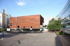 Dietmar Feichtinger Architects, 241 Sports Center Hector Berlioz, tecnne